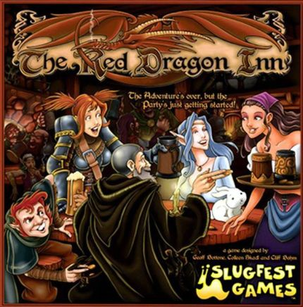 Red Dragon Inn box art