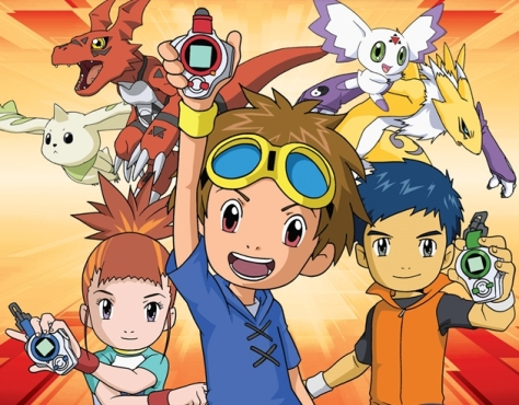 Digimon3 characters