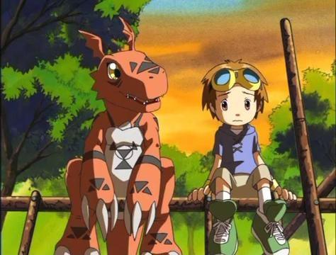 Digimon3 Friends