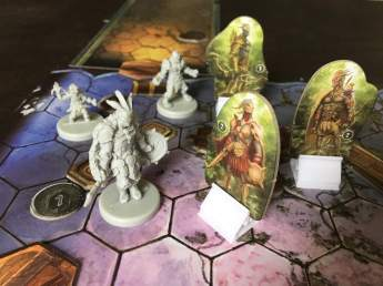 Gloomhaven battle
