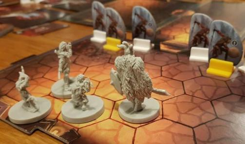 Gloomhaven pieces