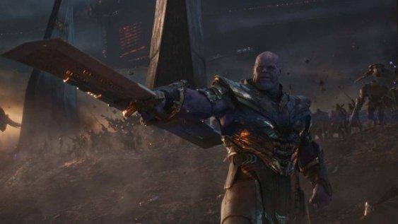 Avengers fight
