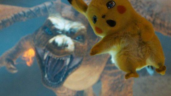 detective pikachu charizard