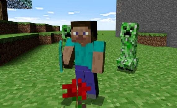 Miecraft Steve