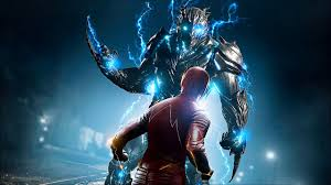 The Flash cw savitar