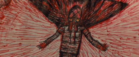 Brightburn drawing