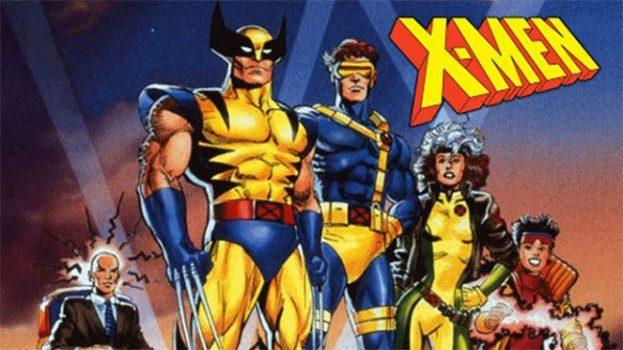 xmen cartoon