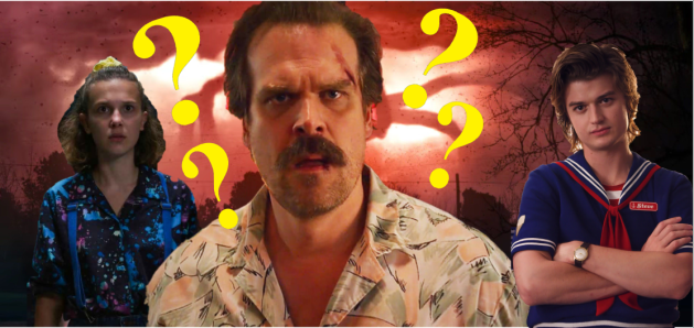 Stranger Things Questions